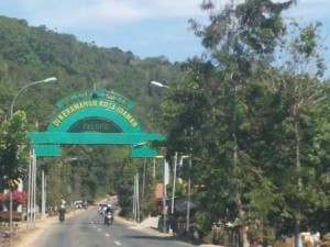Palopo Welcome Gate