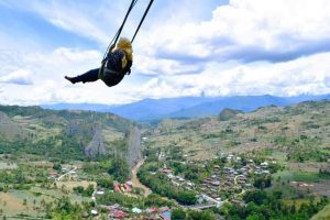 Extreme Swing Cekong Hill